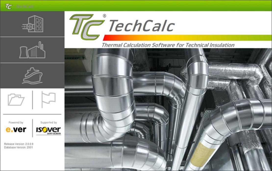 TechCalc - Home